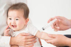 小児予防接種について